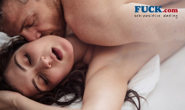 Passionate couple having sex. Fuck.com