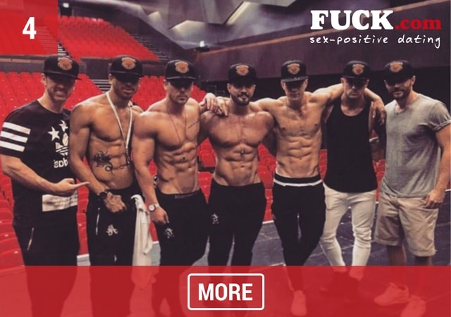 Dreamboys handsome male strippers. Fuck.com