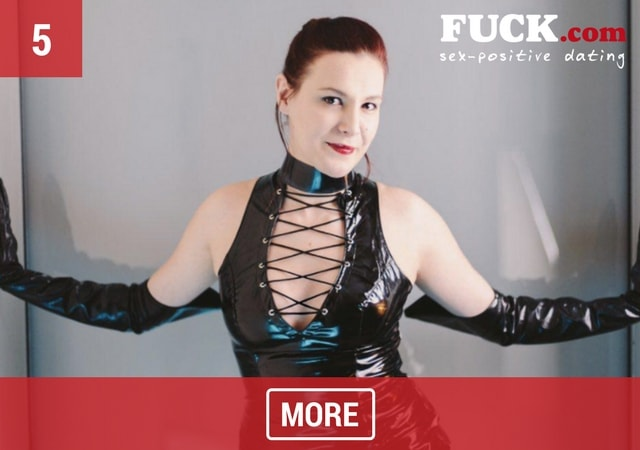 Kinky dominatrix from Toppers fetish club. Fuck.com